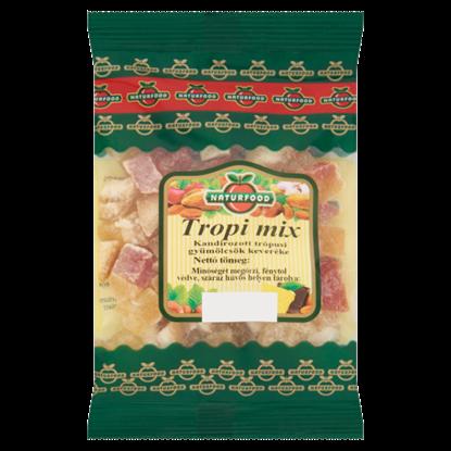 Kép Naturfood Tropi Mix kandírozott trópusi gyümölcsök keveréke 100 g