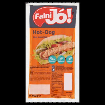 Kép Falni Jó! füst ízesítésű hot-dog 140 g