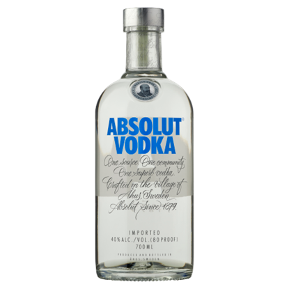 Kép Absolut vodka 40% 0,7 l
