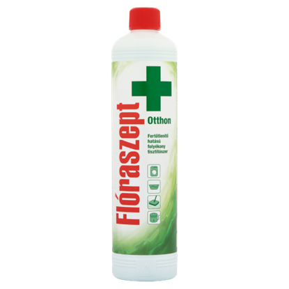 Kép Flóraszept Otthon fertőtlenítő hatású folyékony tisztítószer 1000 ml