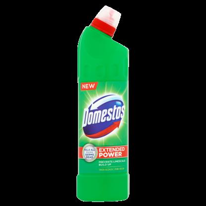 Kép DOMESTOS Extended Power fertőtlenítő hatású folyékony tisztítószer Pine Fresh 750 ml