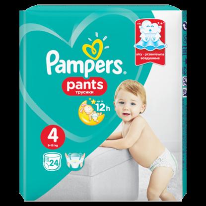 Kép Pampers Pants, Méret: 4, 24 Bugyipelenka, Könnyen Feladható