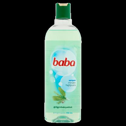 Kép Baba sampon minden hajtípusra gyógynövényekkel 400 ml