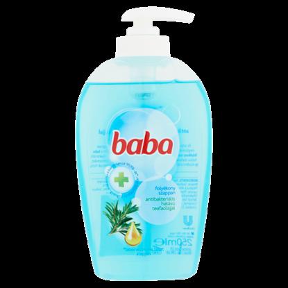 Kép Baba folyékony szappan antibakteriális hatású teafaolajjal 250 ml