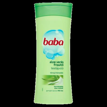 Kép Baba aloe verás frissítő testápoló 400 ml