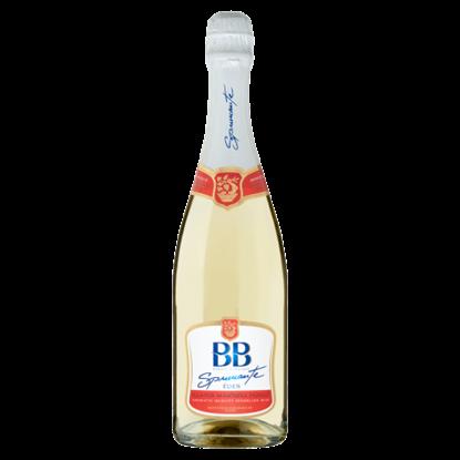 Kép BB Spumante édes, fehér, illatos minőségi pezsgő 0,75 l
