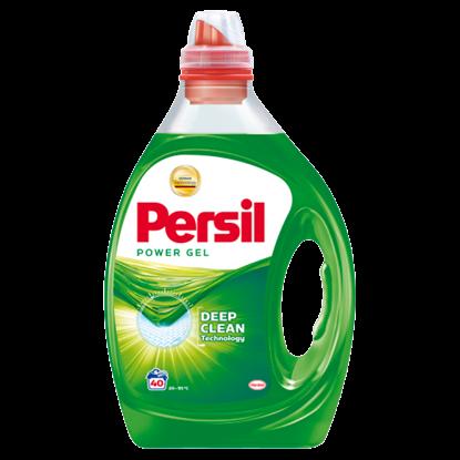 Kép Persil Power Gel mosószer fehér és világos ruhákhoz 40 mosás 2 l