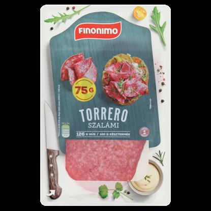 Kép Finonimo Torrero szeletelt szalámi 75 g