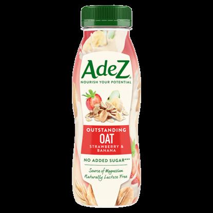 Kép AdeZ zabital alma-, banán- és eperlével, édesítőszerrel és magnéziummal 250 ml