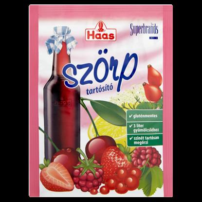 Kép Haas szörptartósító 20 g