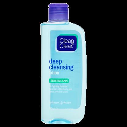 Kép Clean & Clear arctisztító tonik érzékeny bőrre 200 ml