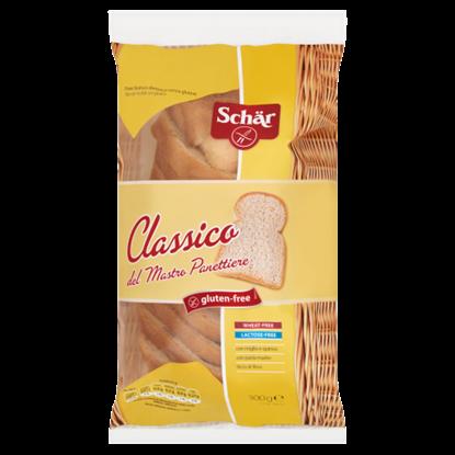 Kép Schär Classico glutén- és laktózmentes szeletelt fehérkenyér 300 g