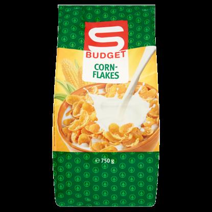 Kép S-Budget extrudált kukoricapehely 750 g