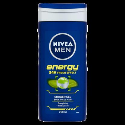 Kép NIVEA MEN Energy tusfürdő 250 ml