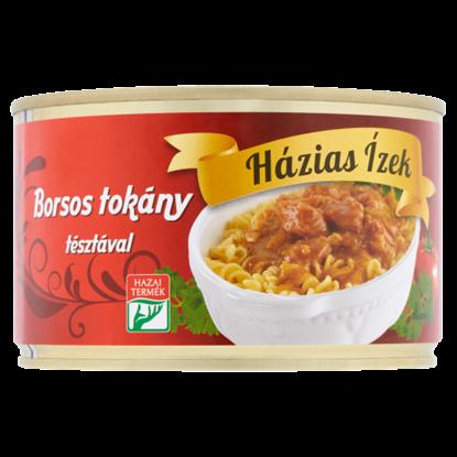 Kép Házias Ízek borsos tokány tésztával 400 g