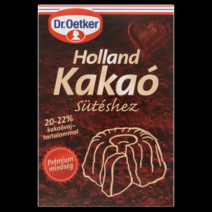 Kép Dr. Oetker Holland Kakaópor sütéshez 70 g