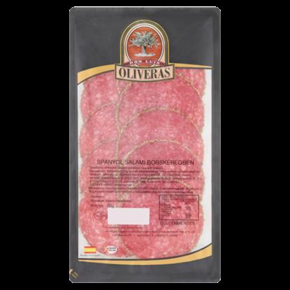 Kép Oliveras spanyol szalámi borskéregben 50 g