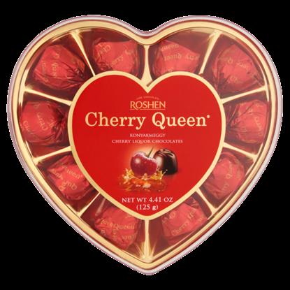 Kép Roshen Cherry Queen konyakmeggy 125 g