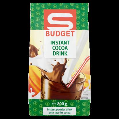 Kép S-Budget instant kakaóital 800 g