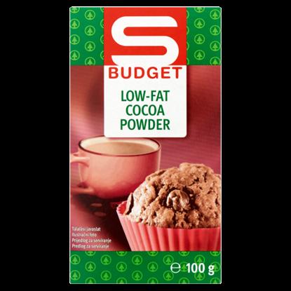 Kép S-Budget zsírszegény kakaópor 100 g