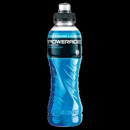 Kép Powerade Ion4 Mountain Blast vegyesgyümölcs-ízű sportital 500 ml