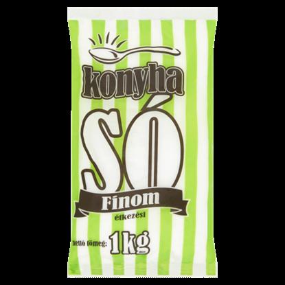 Kép Konyha finom étkezési só 1 kg