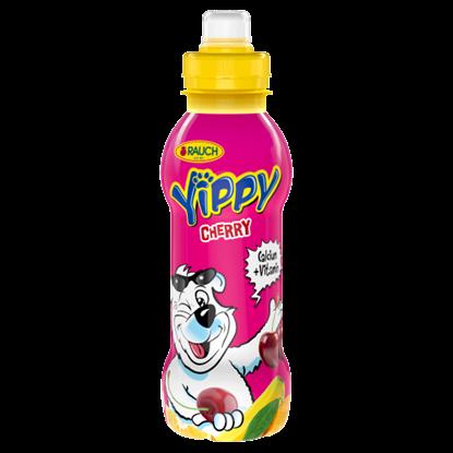 Kép Rauch Yippy Cherry vegyes gyümölcsital 5 vitaminnal és kalciummal 330 ml