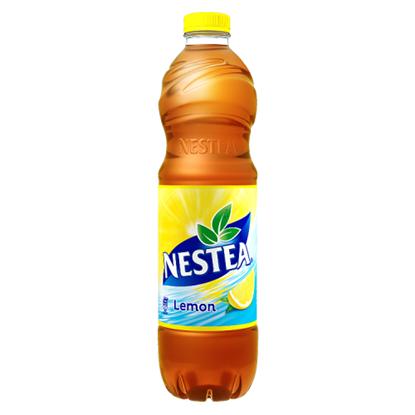 Kép Nestea citrom ízű tea üdítőital, cukrokkal és édesítőszerrel 1,5 l
