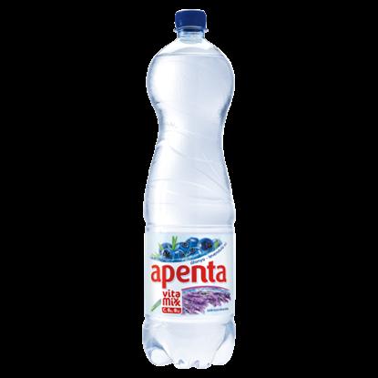 Kép Apenta Vitamixx áfonya-levedula ízű szénsavmentes energiaszegény üdítőital 1,5 l