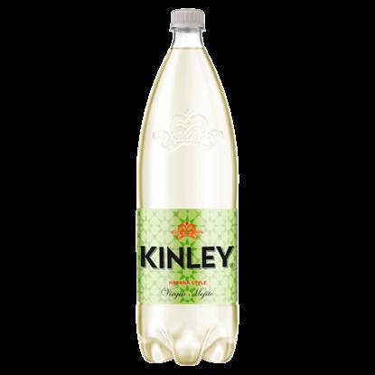 Kép Kinley Virgin Mojito lime és menta ízű szénsavas üdítőital cukorral és édesítőszerekkel 1,5 l