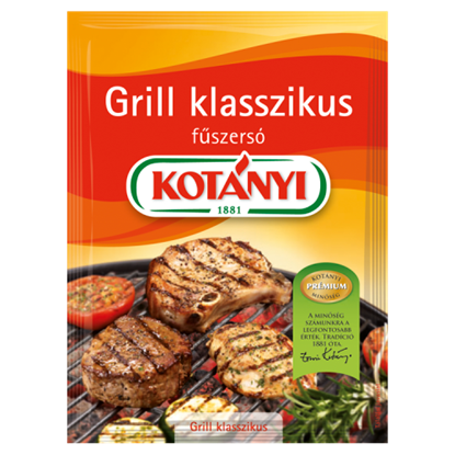 Kép Kotányi grill klasszikus fűszersó 40 g