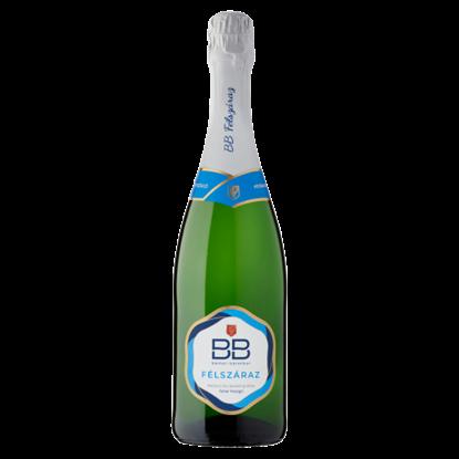Kép BB félszáraz fehér pezsgő 0,75 l