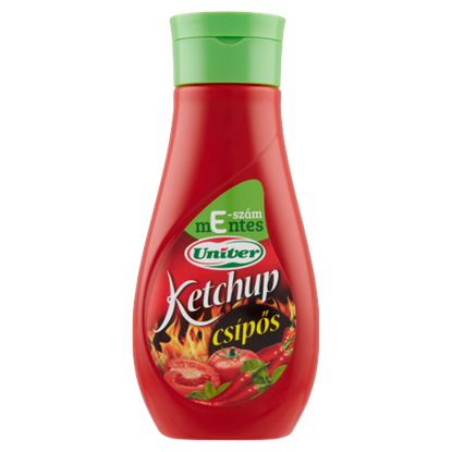 Kép Univer csípős ketchup 470 g