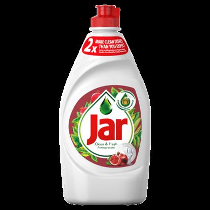 Kép Jar Clean & Fresh Mosogatószer Pomegranate Illatban, 450 ml