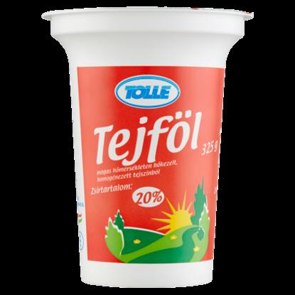 Kép Tolle tejföl 20% 325 g