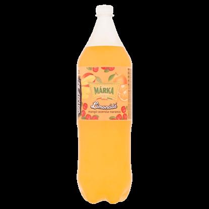 Kép Márka Limonádé mangó-acerola-narancs ízű szénsavas üdítőital cukorral és édesítőszerekkel 2 l