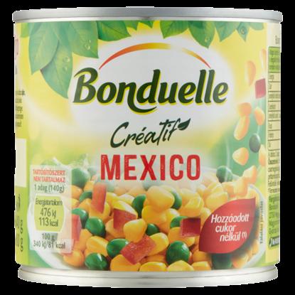 Kép Bonduelle Créatif Mexico zöldségkeverék 340 g
