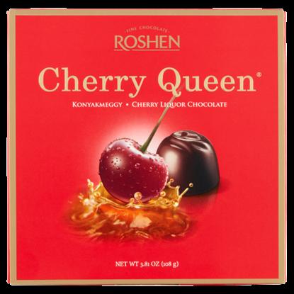 Kép Roshen Cherry Queen konyakmeggy 108 g