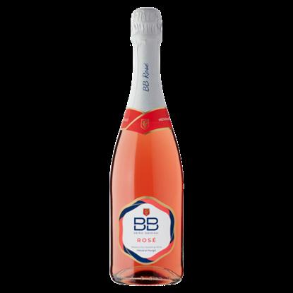 Kép BB félszáraz rosé pezsgő 750 ml