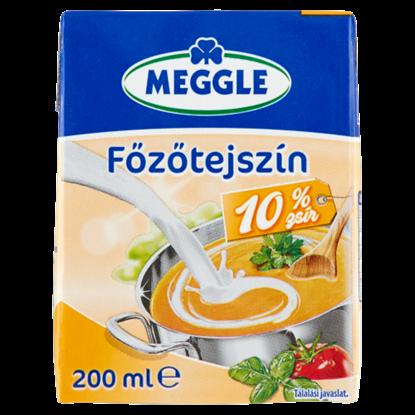 Kép Meggle UHT félzsíros főzőtejszín 10% 200 ml