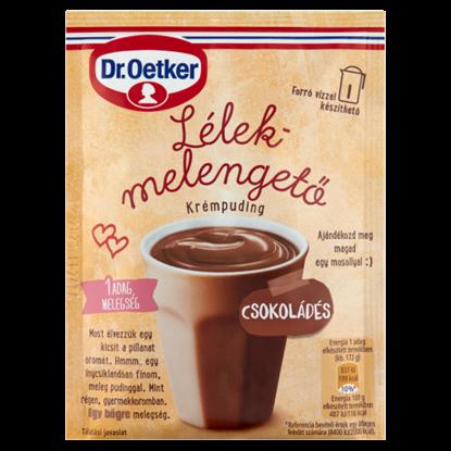 Kép Dr. Oetker Lélekmelengető csokoládés krémpudingpor 47 g
