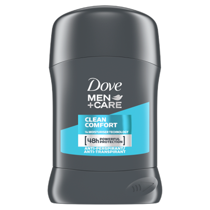Kép Dove Men+Care Clean Comfort férfi izzadásgátló stift 50 ml