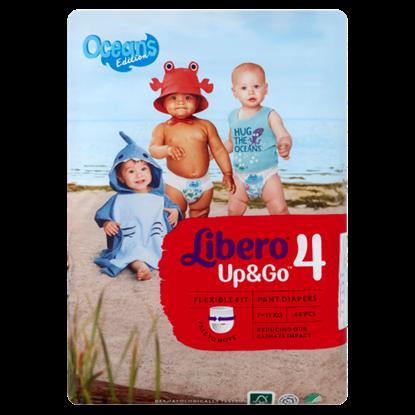 Kép Libero Up&Go bugyipelenka, méret: 4, 7-11 kg, 44 db