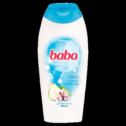 Kép Baba körte és barackvirág kényeztető tusfürdő 400 ml