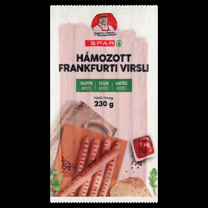 Kép SPAR hámozott frankfurti virsli 230 g