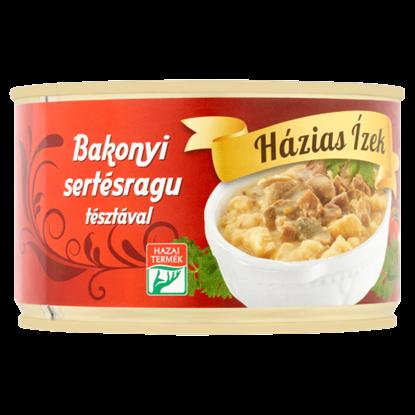 Kép Házias Ízek bakonyi sertésragu tésztával 400 g
