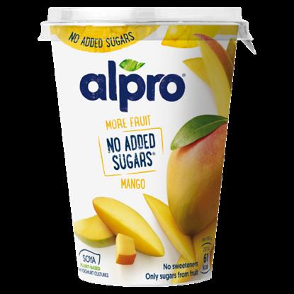 Kép ALPRO mangós szójagurt joghurt kultúrával 400 g